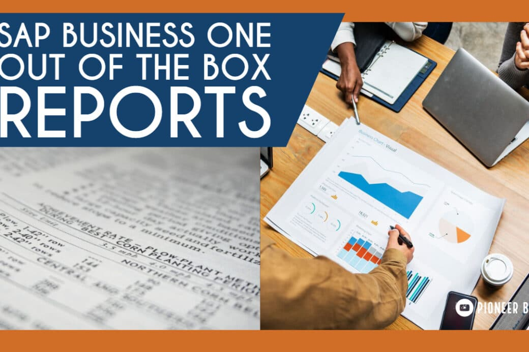 Small business team analyzing company reports